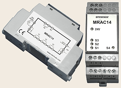 Analog To Digital Extension Device MRAC14, MRAC14T