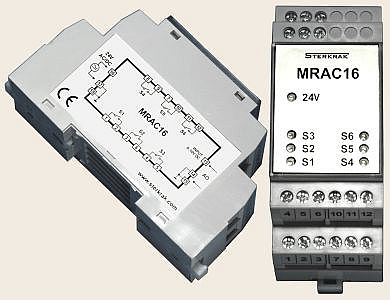 Analog To Digital Extension Device MRAC16