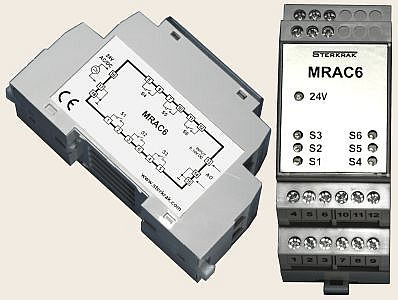 Analog To Digital Extension Device MRAC6, MRAC6T